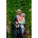 Echarpe Lennylamb - Rainbow Lace (100% coton)