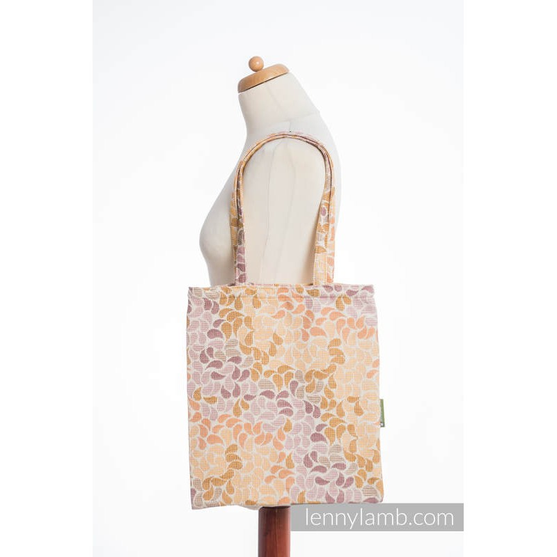 Sac Shopping Lennylamb - Colors of Fall - 33cmx39cm