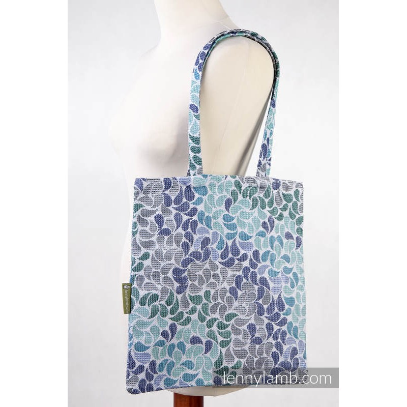 Sac Shopping Lennylamb - Colors of Heaven - 33cmx39cm