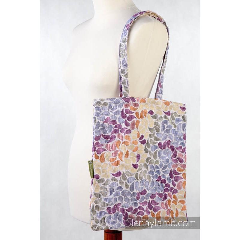 Sac Shopping Lennylamb - Colors of Life - 33cmx39cm