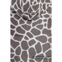 Porte bébé Préformé Baby - Giraffe Dark Brown & Creme - Lennylamb