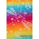 Lange bébé - Dragonfly Rainbow - Lennylamb