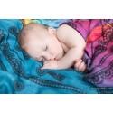 Carré de mousseline bébé - Divine Lace Reverse - Lennylamb