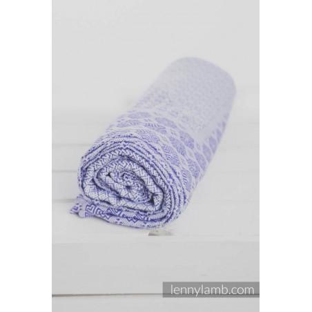 Couverture - Turquoise - Lennylamb (100% coton)