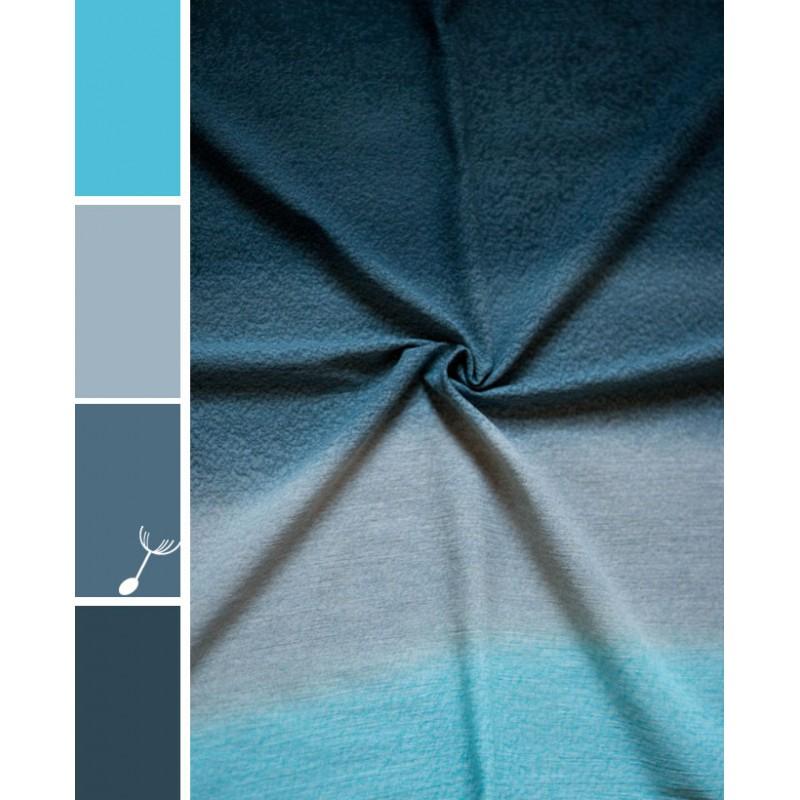 Bandeau pour cheveux - Gabriel - Wrapsody - Gaze de coton