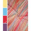 Bandeau pour cheveux - Iris - Wrapsody - Gaze de coton