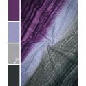 Bandeau pour cheveux - Lily - Wrapsody - Gaze de coton