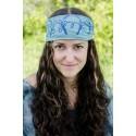 Bandeau pour cheveux - Alyssa - Wrapsody - Jersey de coton