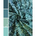Bandeau pour cheveux - Galileo - Wrapsody - Jersey de coton