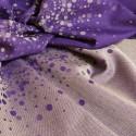 Echarpe Didymos - Sparkle Tussah - 75% coton et 25% soie tussah