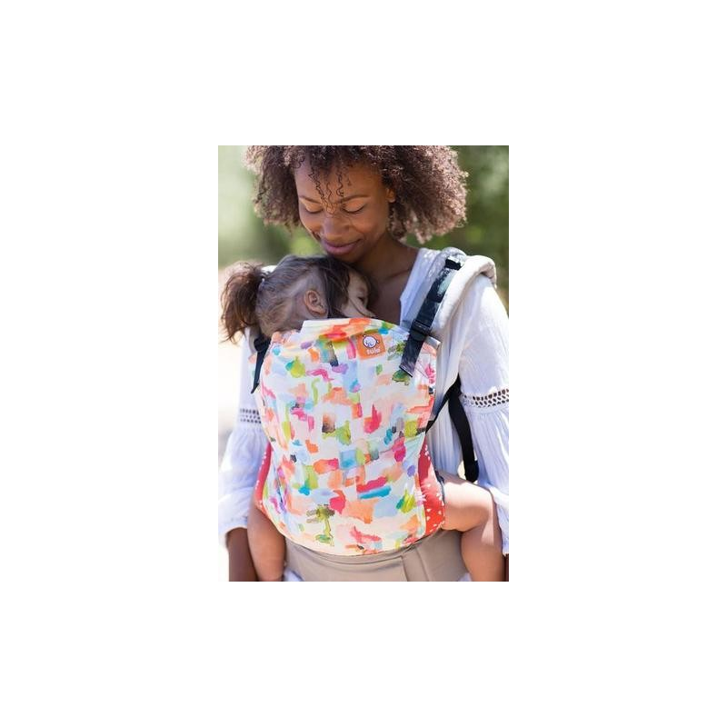 Porte Bébé Tula Toddler - Aquarelle