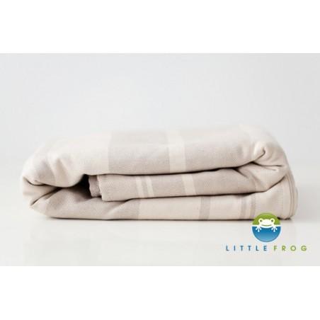 Echarpe Little Frog - Bamboo Quartz - Coton/Bambou