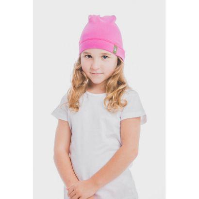 Bonnet de lutin en coton - Coloris Fuchsia - Lennylamb