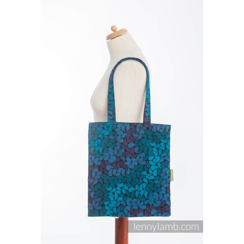 Sac Shopping Lennylamb - Colors of night - 33cmx39cm