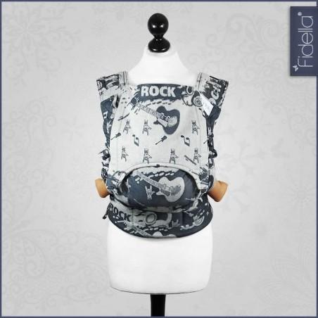 Fusion - Rock n Rolla silver - Fidella