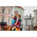 Wraptai - Taille Toddler - Symphony Rainbow Dark