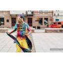 Wraptai - Taille Mini - Symphony Rainbow Dark