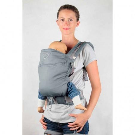 Porte bébé Préformé P4 Baby Size - Eucalyptus - Ling Ling d'Amour