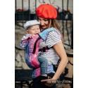 Porte bébé Préformé Toddler - City of love - Lennylamb - A partir de 18 mois