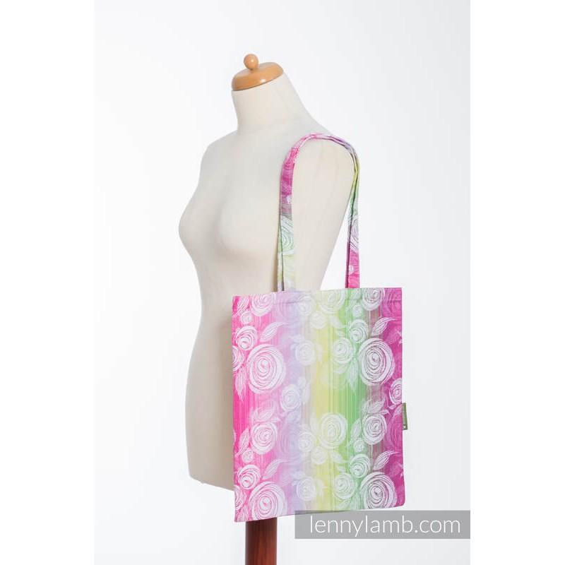 Sac Shopping Lennylamb - Rose Blossom - 33cmx39cm