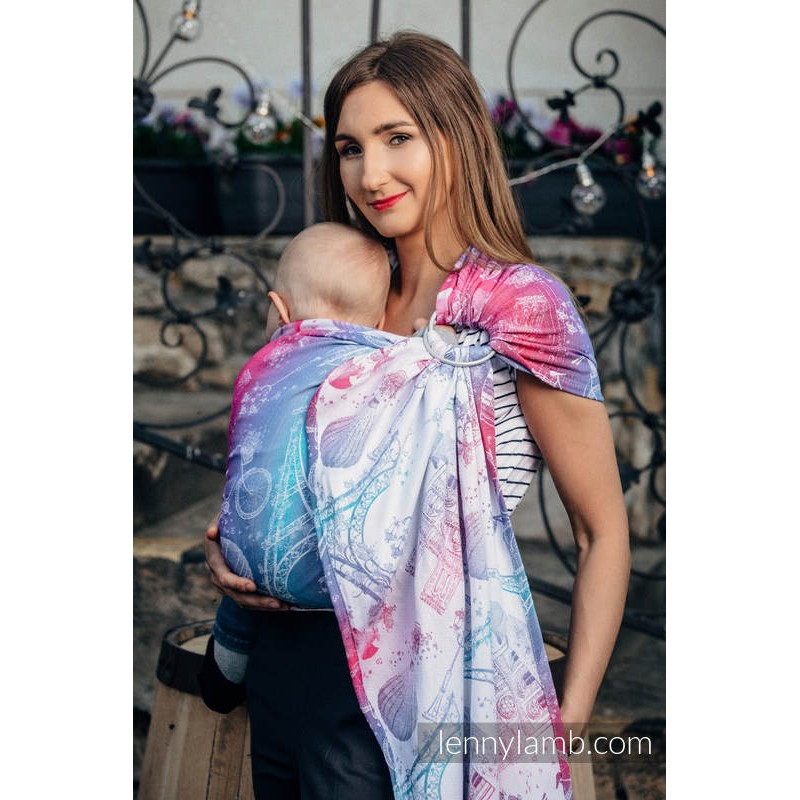 Sling Lennylamb - City of Love - 100% coton