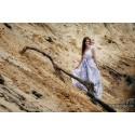 Echarpe Lennylamb - Dragonfly Lavender - Coton/Lin