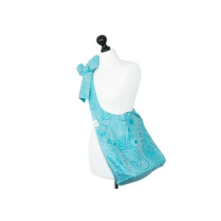 Sac bandoulière - Masala Scuba blue - Fidella