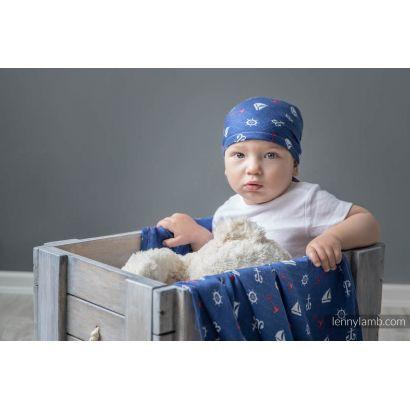 Carré de mousseline bébé - Sailor - Lennylamb - 7