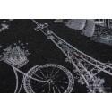 Echarpe Lennylamb - City of love at Night - Coton