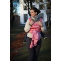 Echarpe Yaro - Hipster Contra Red Wool - 70% coton/30% laine