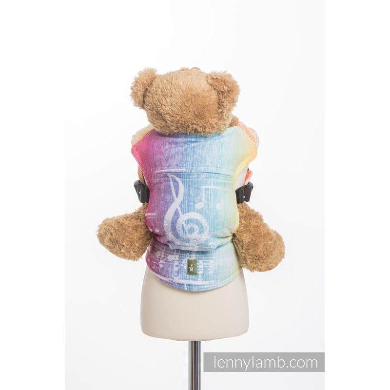 Porte poupon - Symphony Rainbow Light - Lennylamb