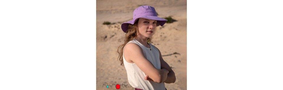 Les Chapeaux coton/chanvre