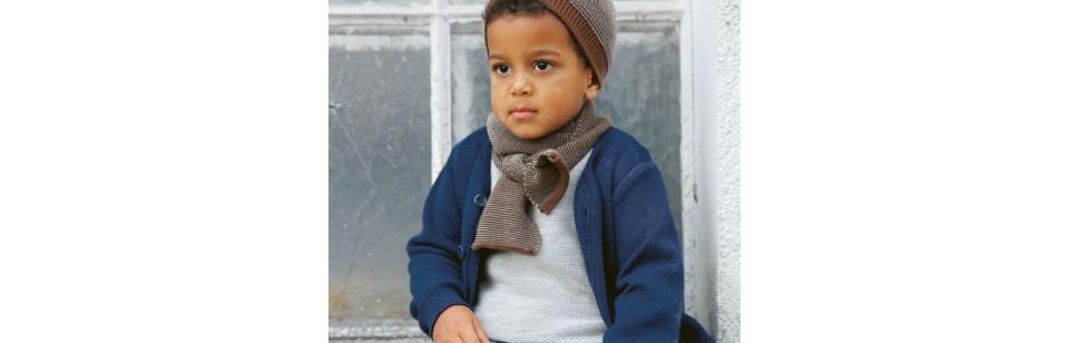 Disana - Bonnet en laine tricotée