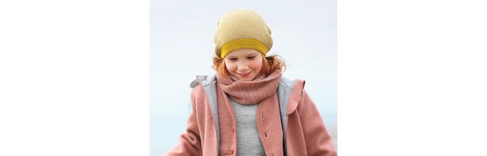 Disana - Snood en laine tricotée