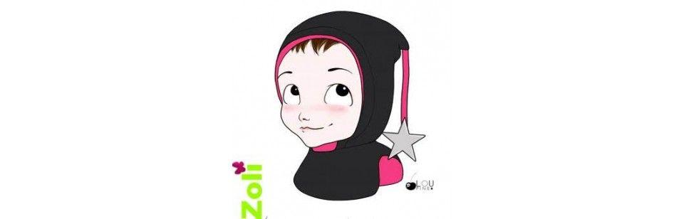 Les Capuchons Enfant Zoli - Pour les enfants de 2 ans à 6-7 ans.